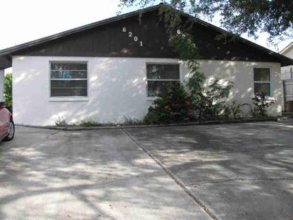 $109,900 New Port Richey, Investors special. This duplex features 2