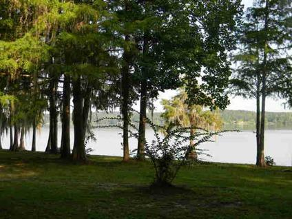 $110,500 Andalusia, GORGEOUS VIEW OF GANTT LAKE. LOT HAS 106' OF