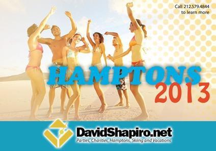 $1,250 Hamptons Summer Share House 2013