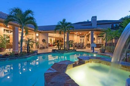 $2,195,000 8,000 Square Foot Naples Estate