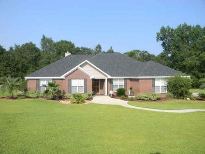 $249,900 Andalusia 4BR 2.5BA, Beautifully landscaped & well