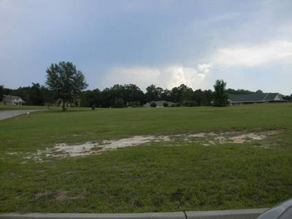 $25,000 Andalusia, Beautiful corner lot to build your home on.