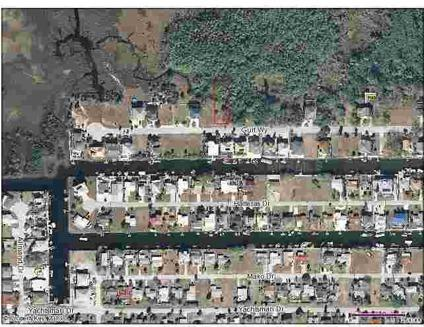 $25,000 Hudson, LOT #29 - GULF ACCESS PERFECT FOR BOATERS AND