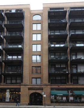 $299,000 Spacious High End Two BR Two BA West Loop Corner Loft