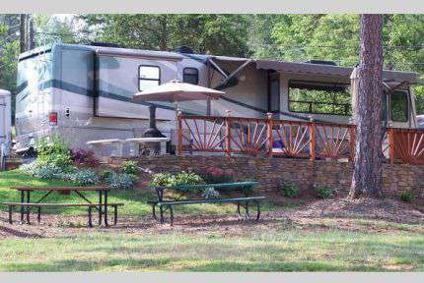 $44,000 RV lots for sale on beautiful Lake Hartwell, SC for