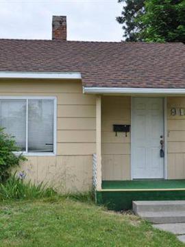 $50,000 Cute little Two BR One BA home in Spokane