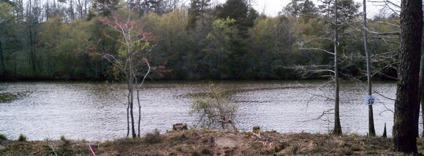 $57,999 Waterfront Land Patsaliga River Point A Lake Andalusia, AL Hideaway Harbor Subdi
