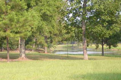 $60,000 Andalusia, BEAUTIFUL LEVEL LOTS W/WATERFRONTS OF 83' and