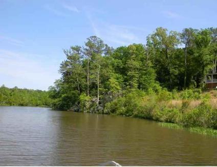 $78,500 Andalusia, THIS LOT HAS 100' OF WATERFRONT ON BEAUTIFUL
