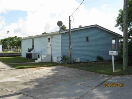 $89,000 Hudson 3BR 2BA, Great Deal for 3/2 waterfront property with