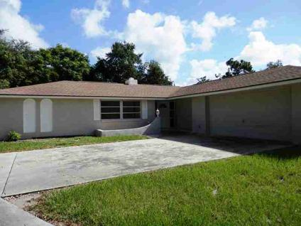 $99,900 New Port Richey 3BR 3BA, Affordable 3/3/2 in the city of .
