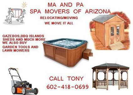BBQ Grills Wanted Cash Paid / We Buy Sheds /Hot Tubs