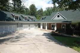Canton Georgia Lake Home For Sale