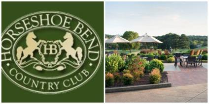 Horseshoe Bend Country Club Nestled Along Chattahoochee River