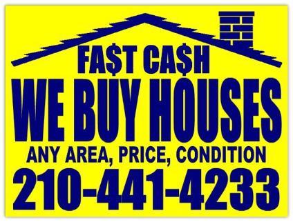 We Buy Houses in Need of Repairs *CA$H*