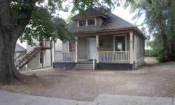 Great opportunity to own an affordable home on the South Hill. Close to downtown, hospital, and bus. Rooms are nice-sized with kitchen leading out to a spacious deck and large backyard. Basement features additional rooms for even more living space and is