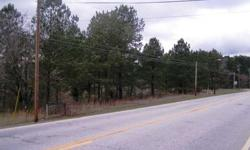 #9280 $10,000 Lot #20 1.321 a-c. 200 ft frontage on Claire Drive and 289 ft frontage on May Ave. in Lincolnton, GA. Can be combined with lot #21 [Claire Dr.] plus an adjoining two air conditioned lot for a enormous [6+ air conditioner] building site.