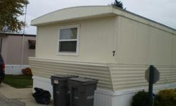 Whites Estates 5926 S. Packard Ave. #7 Cudahy, WI 53110 Jerry 414-751-4075 Lot Rent $450 mo.14? x 60? mobile Home Sewer Water Taxes Garbage Pick Up Included extra car $10 month2 Bed Rooms 9? x 14? & 11? x 14? Living Room 14? x 14? Kitchen 14? x 10?Large