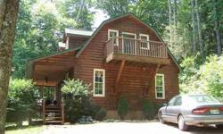 LOOKING FOR THAT PERFECT GETAWAY CLOSE TO TOWN WITH PRIVACY? THIS FRAME HOME WITH LOG SIDING HAS THAT CABIN LOOK WITH ALL THE ADVANTAGES OF FRAME INSULATION. BUILT IN 1999 AND RE-MODELED IN 2007, THIS HOME IS READY TO MOVE IN. FEATURING 3 BEDROOMS AND 2