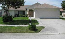 This 10 yr. old, 3/2/2 1595 sq. ft. home located in Woodland Oaks, is in move in condition. Features split floor plan, living room, dining room combo. Kitchen features wood cabinets, overlooking family room. Large backyard with no rear neighbors. Owner