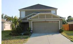 Short sale. Fabulous two story Lennar home (Saint Regis model), in the gated community of the Verandahs. This home features 3 bedrooms, 2.5 bathrooms, and a 2 car garage, with a covered patio that overlooks the yard and pond. It doesn't get much better th