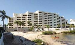 Looking for a weekend or seasonal get-a-way surrounded by water, sun and fun; or possibly an investment opportunity? Here is the perfect solution. A fully furnished 1 BR, 1 BA beautifully decorated, ready-to-live in condo overlooking the Gulf of Mexico in