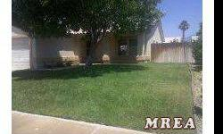 GREAT FOUR BEDROOM FAMILY HOME WITH NO HOAS. LARGE YARD, COMPLETELY LANDSCAPED. TILE AND CARPET FLOORING THROUGHOUT. 3-CAR GARAGE.Listing originally posted at http