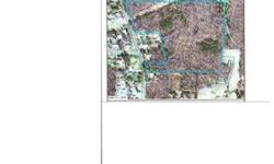 land can be divided into 10+ acre tracts