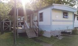 Mobile Home in Gobles, MI$11,500Mobile Home for sale in a recreational park in Gobles, MI. This is the perfect vacation home for a family or a fisherman and their friends. The home is located on a 122 acre lake. The park provides access to 1/2 a dock for