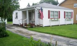 $1500 appliance credit at closing!! Why rent? New paint and refinished floors. Bonus Sun Room and a large eat-in kitchen. 3/4 fenced yard with shed and minutes from shopping, restaurants and entertainment. Built in cabinets, loads of storage, crown