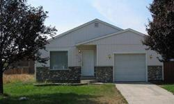Centrally located 3 bedroom, 2 bath home in North Spokane near Spokane Community College, North Town Mall, Holy Family Hospital and Esmerelda Golf course. This 1998 home has central A/C, large master bedroom with walk in closet and full bath. 2nd bath is