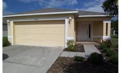 This house is in like new condition and appears to have been very gently lived in. It is a great open floor plan model with lots of potential. Take a look while you are in the neighborhood and see what your money can buy!! Bedrooms: 3 Full Bathrooms: 2