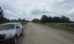 It does not get any quieter than this....so peaceful a slice of heaven here on earth!! 2 side by side 6 acre parcels 2 parcel numbers CLEARED both have the improvements each has a well, septic, and power poles, 1 has a single wide mobile home that is 2