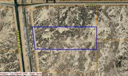 A great price for 10.122 acres of industrial land. It is located close to the railroad tracks approximately 0.05 mi.east off Sierra Hwy and approximately 330 ft. south of Ave. E up a partially concealed dirt road,(8th St.W).This could prove to be an