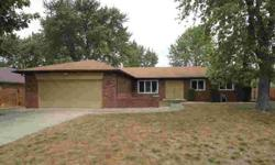 Beautiful all-brick ranch home on quiet cul-de-sac! Spacious home features big family room w/ woodburning fireplace and access to wood deck through french doors. Open kitchen design makes entertaining a breeze! New carpet and paint throughout ... this