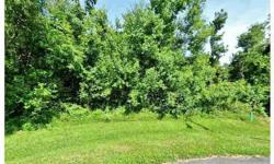 Beautiful cul-de-sac lot in the peaceful, wooded Arbors Estates