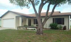 This beautiful, bright, spacious, open floor plan, mint condition home, has 3 bedrooms, 2 baths, a 2 car garage and is located in the popular neighborhood of Park Lake Estates. The large modern kitchen has lots of cabinets and counter space, beautiful