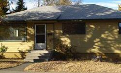 TOO CUTE! Want 3 bedrooms on ONE floor? Want a home that's ALREADY updated? Come see! Lovely restored wood floors, totally updated kitchen from cabinets & counters to flooring! Updated baths - basement one is new! Nice living & dining areas as well! Plus
