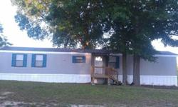 Nice Clean!! 14 x 70 2 Bedroom 2 Bath Mobile Home for sale in Windover Farms Trailer Park in Auburn, AL. Completely remodeled inside 4 years ago with new carpet in bedrooms and hardwood in kitchen, living room, and bathrooms. Move in ready. Mobile home