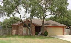 8/2/2012 This house has it all! It has 4 bedrooms and 2 baths on a lot that is over a quarter of an acre. The kitchen has been remodeled with custom cabinets and granite. Floors are all tile and the bedrooms are split. In the back yard there is a