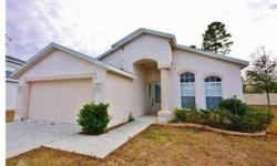 Short Sale. Lovely 2006-built home in gated community. Identical home (also short sale) next door just sold for $130,000. DON'T WAIT..THIS WILL GO! 3BR, 2.5BA, 2 Car Garage features