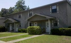 Three Townhomes near the Univeristy of West Florida and West Florida Hospital ~ Each townhome has 1,024 sq feet 2 bedrooms and 1 1/2 bathrooms ~ Each townhome is a two story with the bedrooms upstairs with a full bath and downstairs has half a bath ~ The
