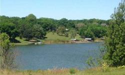 Welcome home to your incredible waterfront lot on beautiful lake florence.