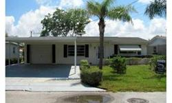 2 Bedroom, 1 Bath with large florida room and glass enclosed porch - Well kept home with newer roof. You can be boating in minutes! Bedrooms: 2 Full Bathrooms: 1 Half Bathrooms: 0 Lot Size: 0 acres Type: Single Family Home County: Pasco County Year Built: