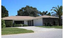 Bayonet Point, Beacon Woods East. 3 large Bedrooms, 2 bath, 2 car garage split-bedroom plan home in nice neighborhood with clubhouse and pool, and convenient to hospital, banks, drug stores, etc. House has many features including 2-year old roof. Newer