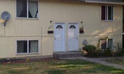 This Perry district duplex features two 2 bedroom, 1 bath units, both have been updated. The upper unit is currently rented and the lower unit is available for showing. The lower unit just received new paint and carpet and is ready for an owner or a new