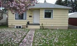 Adorable Shadle Rancher with new roof and hardwood floors. This updated 1 story home is in an excellent neighborhood by Joe Albi Stadium and the VA Hospital. This is a must see home. Listing originally posted at http