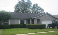 Beautiful, spacious and set nicely for entertaining, roof only 7 yrs. old, all newer laminate wood flooring, updated appliances and you'll love the floor plan, Located close to shopping, schools, golf and roads to Tampa. Please contact Joe Maceda @