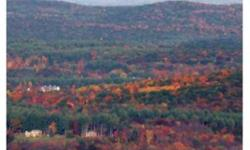 Most incredible view in Western Mass!! From this amazing Mountain top lot you can see UMASS, Hartford, Springfield, Connecticut River and on a clear day Monadnock Mountains!!! Stunning!! Lost includes a five acre parcel in Westfield.