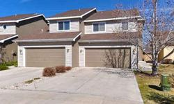 Very nice, end unit townhome in Glen Rock. Very well maintained so you can move right in. Great location with fenced single family homes behind. Full unfinished basement for future expansion. You will love the beautiful kitchen with upgraded cabinetry,